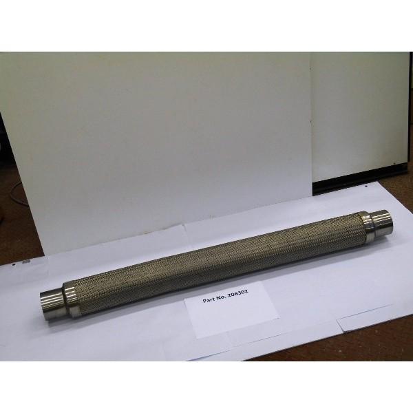BELL B40C EXHAUST FLEX PIPE (Part No  206302) - EMS