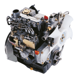 Yanmar 3TNM68 Engine