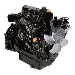 Yanmar 3TNV70 Engine