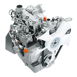 Yanmar 3TNM72 Engine