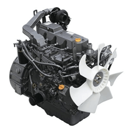 Yanmar 3TNV84T Engine