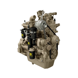 John Deere PowerTech PWX: 56 – 91 kW (75 – 122 hp)