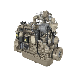 John Deere PowerTech PVX: 138 – 224 kW (185 – 300 hp)