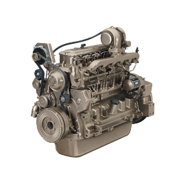 John Deere 6.8L Industrial Engines
