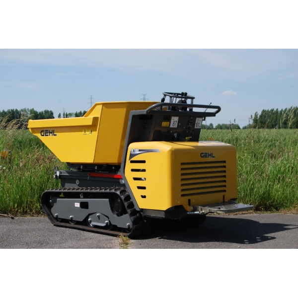 GEHL TD Tracked Dumpers - EMS Construction Machinery Dublin