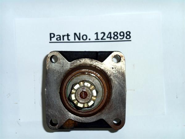 LIFTON LS750 PARKER WHEEL DRIVE MOTOR Part No. (124898)