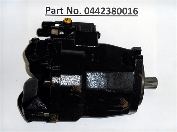 TEREX GIROLIFT 5022 MAIN HYDRAULIC PUMP (Part No. 0442380016)