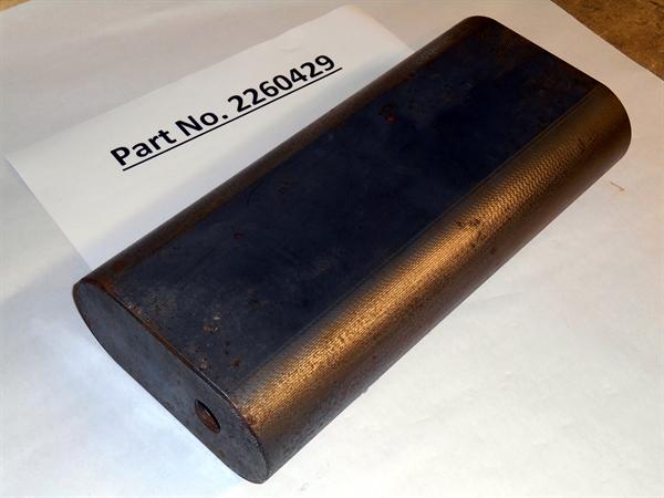 ATLAS COPCO/KRUPP HB7000/HM4000 CHISEL RETAINER BAR (Part No. 2260429)